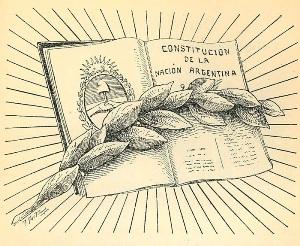 Resultado de imagen para Constitución Nacional de la Republica Argentina